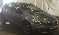 USED 2015 64 VOLVO V40 1.6 D2 CROSS COUNTRY LUX 5d AUTO 113 BHP
