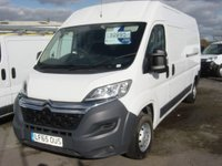 2015 CITROEN RELAY 2.2 35 L3H2 ENTERPRISE HDI 1d 129 BHP LONG WHEELBASE MEDIUM ROOF VAN £9995.00