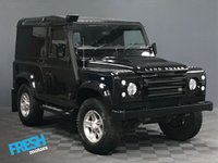 USED 2011 60 LAND ROVER DEFENDER 2.4 90 TD HARD TOP  * 0% Deposit Finance Available