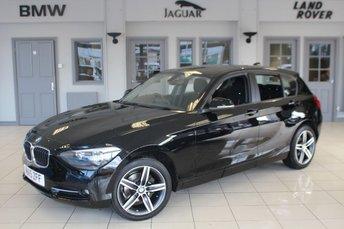 2015 BMW 1 SERIES 1.6 116I SPORT 5d 135 BHP £11470.00