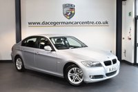 USED 2010 10 BMW 3 SERIES 2.0 318I ES 4DR AUTO 141 BHP + 1 OWNER FROM NEW + SPORT SEATS + AUXILIARY PORT + AIR CONDITIONING + PARKING SENSORS + 16 INCH ALLOY WHEELS +