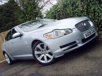 USED 2009 09 JAGUAR XF 3.0 V6 LUXURY 4d AUTO 240 BHP