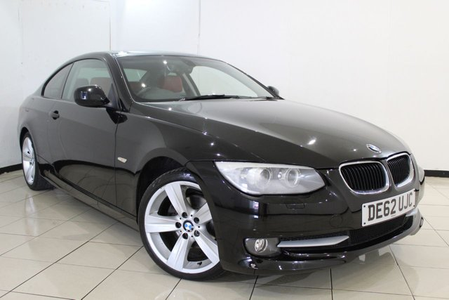View our 2012 62 BMW 3 SERIES 2.0 318I SE 2DR 141 BHP