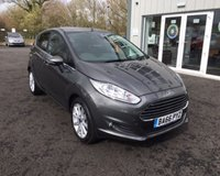 USED 2017 66 FORD FIESTA 1.0 TITANIUM ECOBOOST AUTOMATIC (100ps) THIS VEHICLE IS AT SITE 2 - TO VIEW CALL US ON 01903 323333
