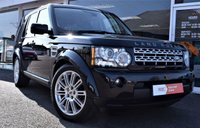 2012 LAND ROVER DISCOVERY 4 3.0 4 SDV6 HSE 5d AUTO 255 BHP NEW MODEL COMMAND SHIFT  £25990.00