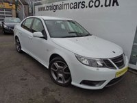 USED 2011 11 SAAB 9-3 2.0 AERO T XWD 4d 210 BHP SAAB UK Then Two Owners Full Service History