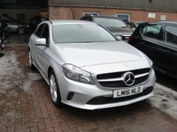 USED 2016 16 MERCEDES-BENZ A CLASS 1.5 A 180 D SPORT 5d AUTO 107 BHP ANY PART EXCHANGE WELCOME, COUNTRY WIDE DELIVERY ARRANGED, HUGE SPEC
