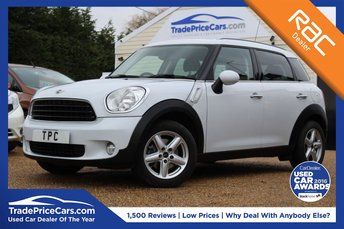 2012 MINI COUNTRYMAN 1.6 ONE 5d 98 BHP £8750.00
