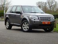 USED 2007 07 LAND ROVER FREELANDER 2.2 TD4 GS 5dr AUTO HPI CLEAR DRIVES SUPERB
