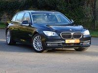 2014 BMW 7 SERIES 3.0 730LD SE 4dr AUTO £14995.00