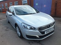 USED 2015 15 PEUGEOT 508 2.0 HDI SW ACTIVE 5d 140 BHP