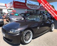 USED 2006 BMW Z4 2.0 Z4 SPORT ROADSTER 2d 148 BHP