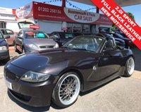 2006 BMW Z4 2.0 Z4 SPORT ROADSTER 2d 148 BHP £4495.00