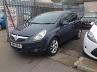 USED 2010 10 VAUXHALL CORSA 1.4 SXI A/C 5d 98 BHP One of the best, alloys, air/con, superb