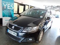 USED 2011 60 SEAT ALHAMBRA 2.0 CR TDI ECOMOTIVE SE 5d 140 BHP Supplied with a cambelt and water pump service as well as 12 months MOT. This big specification Alhambra 7 Seater is finished in deep black pearl Metallic and cloth seats. It is fitted with panoramic roof, power steering, has sliding rear doors & 7 seats. Seat Sat Nav/bluetooth & reverse camera, isofix seats with built in booster seats! remote locking, electric windows and mirrors, climate control, cruise control, front rear fogs, rear parking sensors, alloy wheels CD Stereo with Media.