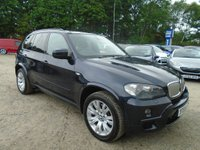USED 2009 59 BMW X5 3.0 35d M Sport xDrive 5dr **FULL BMW SERVICE HISTORY**