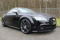 2013 AUDI TTS 2.0 TTS TFSI QUATTRO S LINE BLACK EDITION 2d AUTO 268 BHP £16750.00
