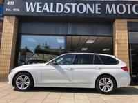 2014 BMW 3 SERIES 1.6 316I SPORT TOURING 5d AUTO 135 BHP