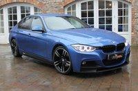 2014 BMW 3 SERIES 2.0 320D M SPORT 4d 181 BHP £16450.00