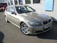 2008 BMW 3 SERIES 3.0 325I SE TOURING 5d 215 BHP £8380.00