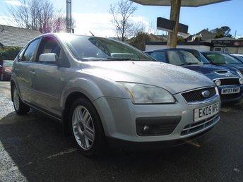 2005 FORD FOCUS 2.0 GHIA D 5d 136 BHP £1995.00