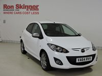USED 2015 64 MAZDA 2 1.3 SPORT VENTURE EDITION 5d 83 BHP