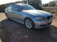 USED 2011 60 BMW 3 SERIES 2.0 318D ES 4d 141 BHP **£30 ROAD FUND**EXCELLENT CONDITION**SUPERB DRIVE**