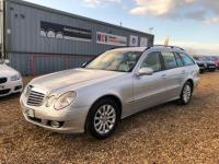 USED 2007 E MERCEDES-BENZ E CLASS 3.0 E320 CDI Elegance 7G-Tronic 5dr OVER 100 CARS IN STOCK