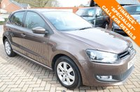 USED 2012 12 VOLKSWAGEN POLO 1.2 MATCH TDI 5d 59 BHP