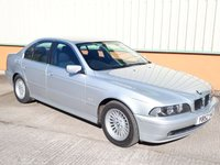 2001 BMW 5 SERIES 2.2 520I SE 4d AUTO 168 BHP £2195.00
