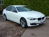 2014 BMW 3 SERIES 2.0 318D SPORT 4d 141 BHP £7475.00