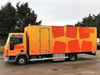 2005 IVECO-FORD EUROCARGO