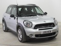 USED 2016 66 MINI COUNTRYMAN 2.0 COOPER SD 5d AUTO 141 BHP ***1 Owner, Very Low Miles, Parking sensors, Bluetooth, Air Conditioning, Sold with the private plate but can be changed to a 66 Plate if preferred. Nationwide Delivery, Finance Available 9.9% APR Representative***
