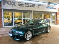 USED 1999 BMW Z3 M 3.2 M COUPE 3d 316 BHP BMW Z SERIES 3.2 M COUPE 3d 316 BHP
