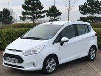 2013 FORD B-MAX 1.6 ZETEC 5d AUTO 104 BHP £7995.00