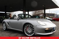USED 2008 08 PORSCHE BOXSTER 3.4 RS60 SPYDER 2d 303 BHP