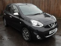 USED 2016 16 NISSAN MICRA 1.2 N-TEC 5d WITH SAT NAV AND ONLY 7.000 MILES  NO DEPOSIT  PCP/HP FINANCE ARRANGED, APPLY HERE NOW
