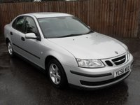 2006 SAAB 9-3 1.9 DT LINEAR 4d  PART EXCHANGE TO CLEAR  £1750.00