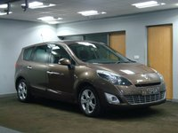 USED 2011 11 RENAULT SCENIC 1.6 DYNAMIQUE TOMTOM VVT 5d 110 BHP 7 SEATER