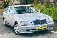 1999 MERCEDES-BENZ C CLASS 1.8 C180 SPORT 4d AUTO 121 BHP £1000.00