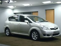 USED 2008 08 TOYOTA COROLLA 2.2 VERSO SR D-4D 5d 135 BHP 7 SEATER