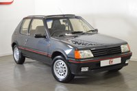 USED 1986 C PEUGEOT 205 1.6 GTI 3d 105 BHP LOW MILES + IMMACULATE RARE EXAMPLE OF A PHASE 1 1.6 GTI