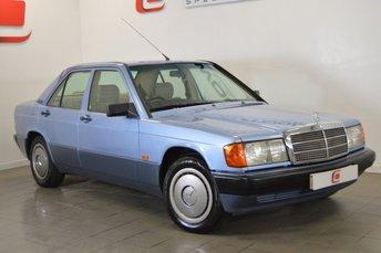 1992 MERCEDES-BENZ 190