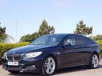 2013 BMW 5 SERIES 3.0 530D M SPORT GRAN TURISMO 5d AUTO 255 BHP £13995.00