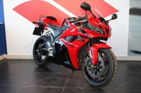 USED 2011 60 HONDA CBR600RR -A ***RED/BLACK