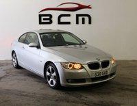 2008 BMW 3 SERIES 2.0 320I SE 2d 168 BHP £SOLD