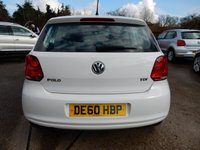 USED 2010 60 VOLKSWAGEN POLO 1.6 SEL TDI 3d 89 BHP FULL HISTORY,AIR CON,UPGRADE ALLOYS,CHEAP TO RUN