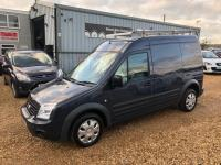 2013 FORD TRANSIT CONNECT  1.8 TDCi T230 LWB Trend High Roof 4dr DPF £4990.00