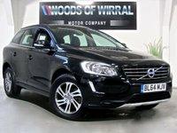 2015 VOLVO XC60 2.0 D4 SE 5d 178 BHP £15680.00