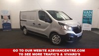 USED 2015 64 RENAULT TRAFIC 1.6DCi 120 BHP SL27 SPORT ENERGY *Twin Sliding Doors* SWB Air Con Sat Nav Rear Camera *Over The Phone Low Rate Finance Available*   *UK Delivery Can Also Be Arranged*           ___________       Call us on 01709 866668 or Send us a Text on 07462 824433